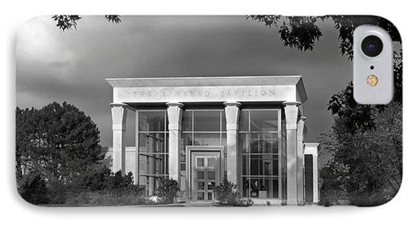 University Of Illinois Kinkead Pavilion Phone Case by University Icons