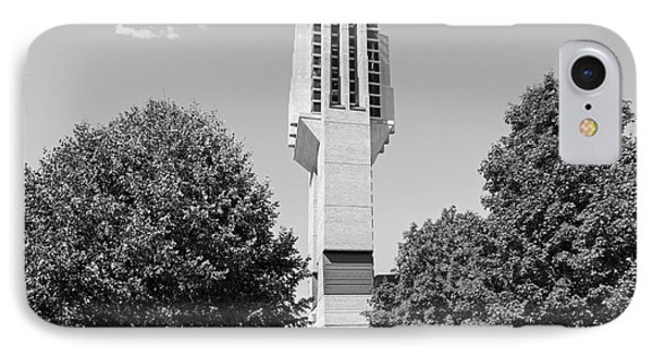 University Of Michigan Lurie Bell Tower IPhone Case by University Icons
