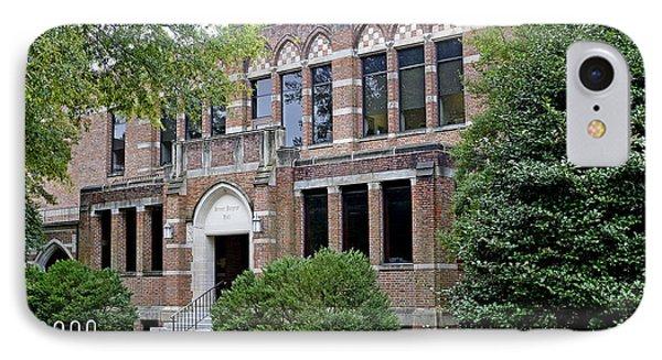 University Of Richmond - Gumenick Quadrangle IPhone Case