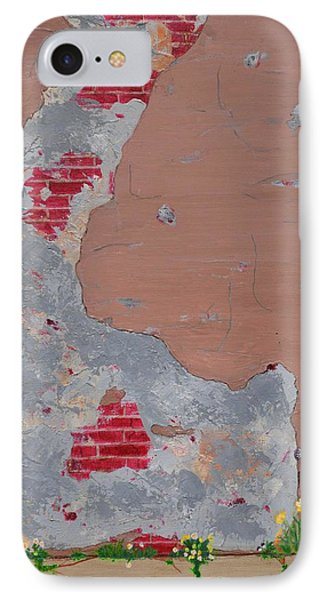 Unmasking The Red Brick Wall IPhone Case