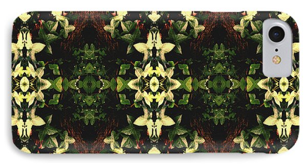 Unnatural 43 IPhone Case by Giovanni Cafagna