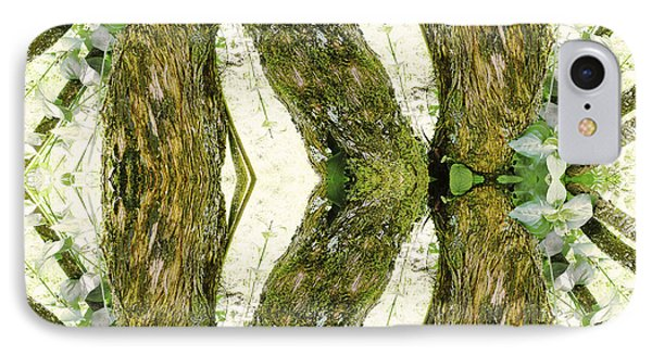 Unnatural 45 IPhone Case by Giovanni Cafagna