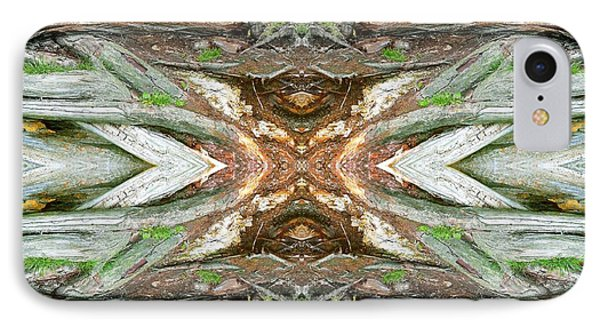 Unnatural 64 IPhone Case by Giovanni Cafagna