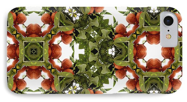 Unnatural 77 IPhone Case by Giovanni Cafagna