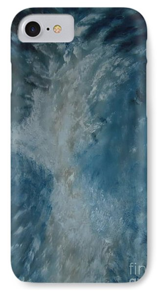 IPhone Case featuring the painting Unparalyzed by Stuart Engel