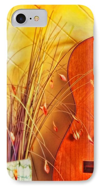 IPhone Case featuring the photograph Unplayed Melody by Wallaroo Images