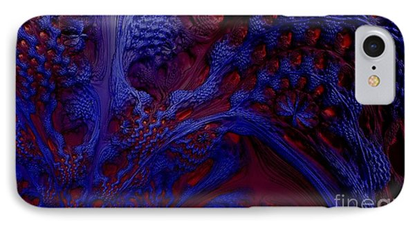 IPhone Case featuring the digital art Unpolluted Ecosystem by Steed Edwards