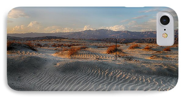 Desert iPhone 7 Case - Unspoken by Laurie Search