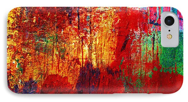 Untamed Colors  IPhone Case by Prakash Ghai