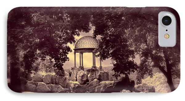 Untermyer Mood IPhone Case by Jessica Jenney