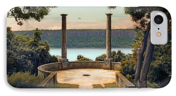 Untermyer Vista IPhone Case by Jessica Jenney