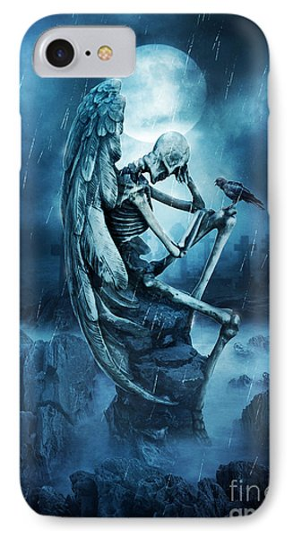 Until The End Of Time IPhone Case