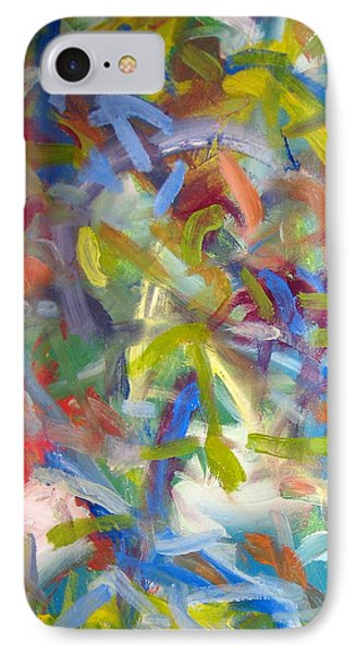 Untitled #1 Phone Case by Steven Miller