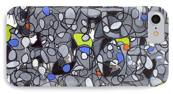 Untitled #41 Phone Case by Steven Miller