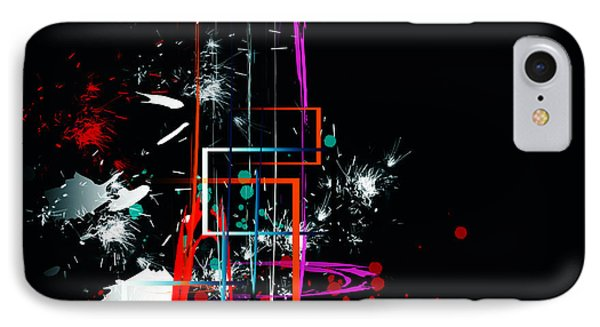 IPhone Case featuring the digital art Untitled 42 by Andrew Penman