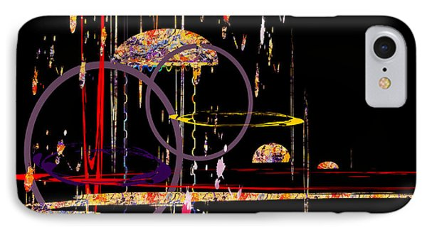 IPhone Case featuring the digital art Untitled 68 by Andrew Penman