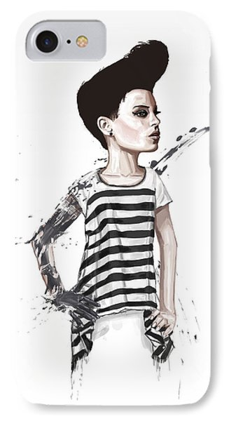 untitled II Phone Case by Balazs Solti