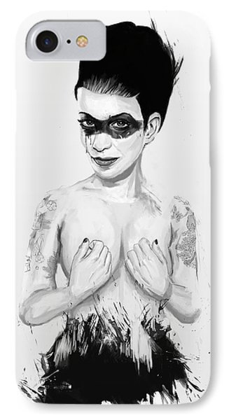 untitled III Phone Case by Balazs Solti