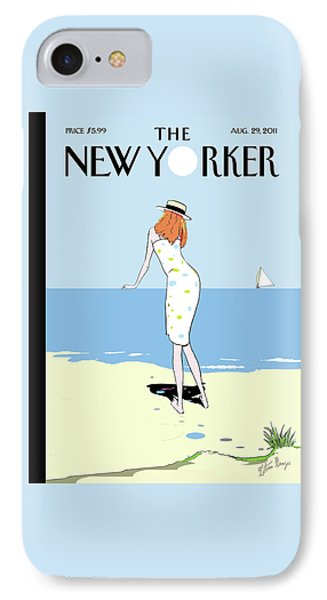 New Yorker August 29th, 2011 IPhone Case