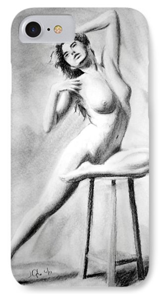 IPhone Case featuring the painting Untitled by Joseph Ogle