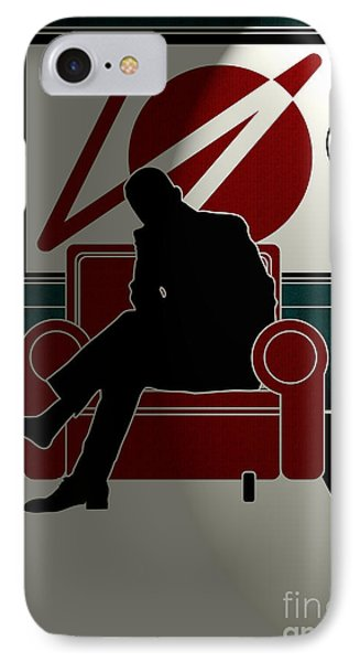 Untitled No.06 IPhone Case