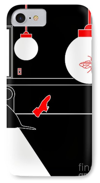 Untitled No.09 IPhone Case