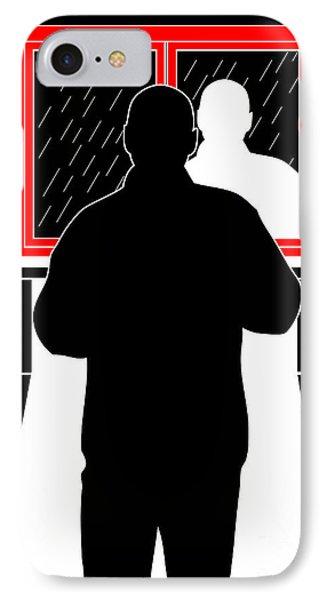 Untitled No.11 IPhone Case by Caio Caldas
