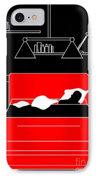 Untitled No.13 Phone Case by Caio Caldas