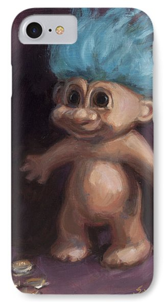 Untitled Nude Phone Case by Sarah Yuster