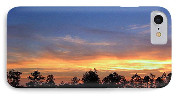 IPhone Case featuring the photograph Untitled Sunset #36 by Bill Lucas