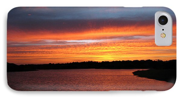 Untitled Sunset #39 IPhone Case by Bill Lucas