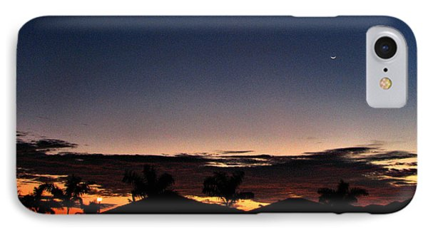 Untitled Sunset #40 IPhone Case by Bill Lucas