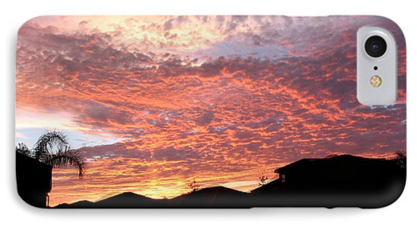 Untitled Sunset #42 IPhone Case by Bill Lucas