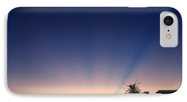 IPhone Case featuring the photograph Untitled Sunset #44 by Bill Lucas