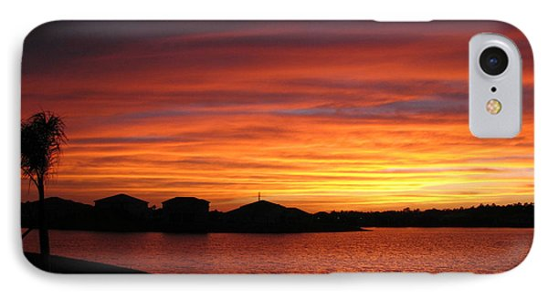 IPhone Case featuring the photograph Untitled Sunset #46 by Bill Lucas