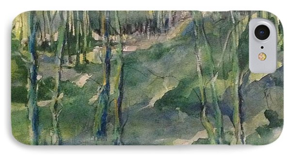 Untitled Swamp  IPhone Case by Robin Miller-Bookhout