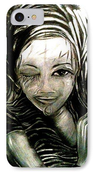 Untitled -the Seer Phone Case by Juliann Sweet