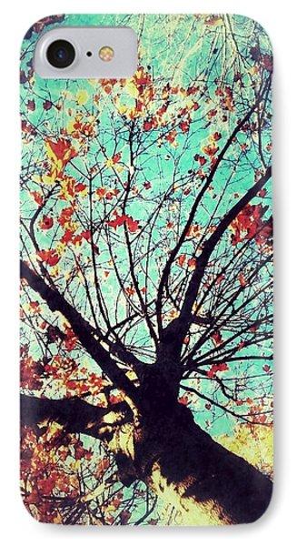 Untitled Tree Web Phone Case by Juliann Sweet