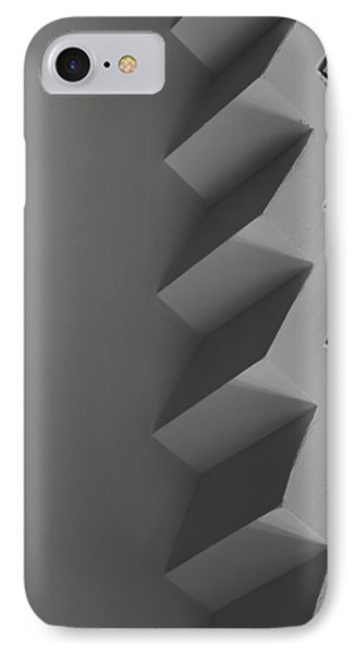 IPhone Case featuring the photograph Up And Down - Abstract by Steven Milner