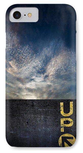 Up At Sunrise Phone Case by Bob Orsillo