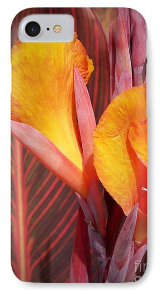 Up Close And Personal Phone Case by Chalet Roome-Rigdon