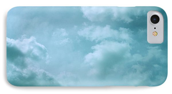 Up Into The Heavens IPhone Case by Mary Wolf