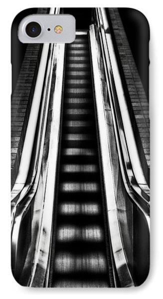 Up Or Down IPhone Case by Mark Alder