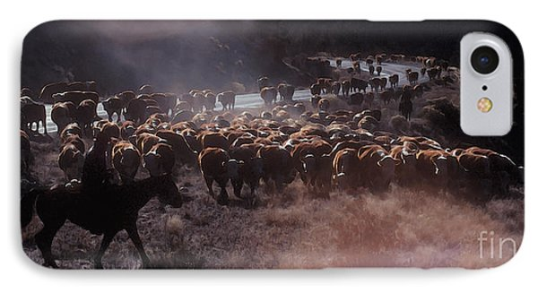 Up The Road Phone Case by Jerry McElroy