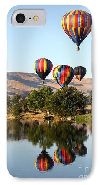 Up Up And Away Phone Case by Carol Groenen