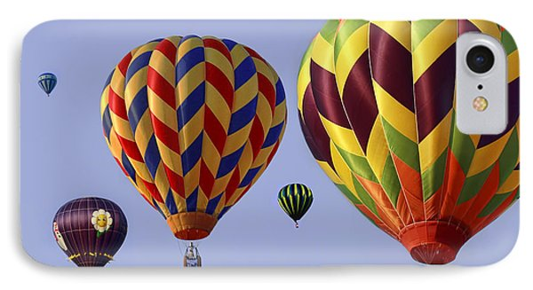 Up Up And Away Phone Case by Marcia Colelli