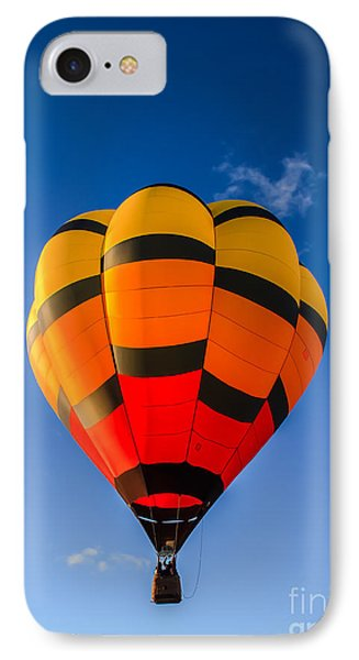 Up Up And Away IPhone Case by Robert Bales