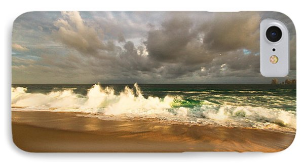 IPhone Case featuring the photograph Upcoming Tropical Storm by Eti Reid