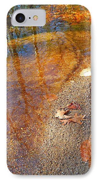 Upland Trail 2014 156 IPhone Case by George Ramos