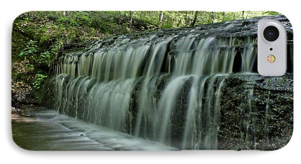 Upper Falls At Stillhouse Hollow IPhone Case